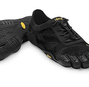 Vibram Fivefingers KSO Evo W, Women's Outdoor Fitness Shoes, Schwarz (Black), 36 I (3.5 UK )