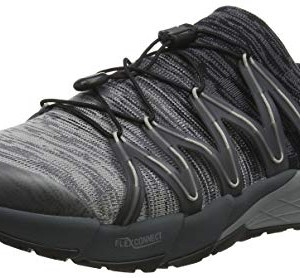 Merrell Men's Bare Access Flex Knit Indoor shoes, black Black, 45 I