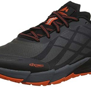 Merrell Men's Bare Access Flex Indoor shoes, Schwarz (Black), 42 I