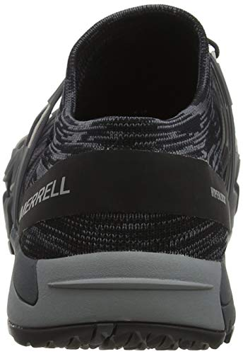Merrell Men's Bare Access Flex Indoor shoes, Schwarz (Black
